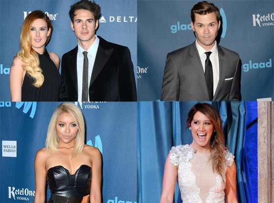 Rumor Willis, Jayson Blair, Ashley Tisdale, Andrew Rannells, Kat Graham