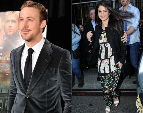 Ryan Gosling, Selena Gomez