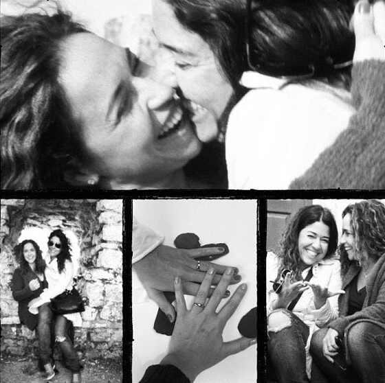 Daniela Mercury, Daniela Mercury bissexual, namorada Daniela Mercury