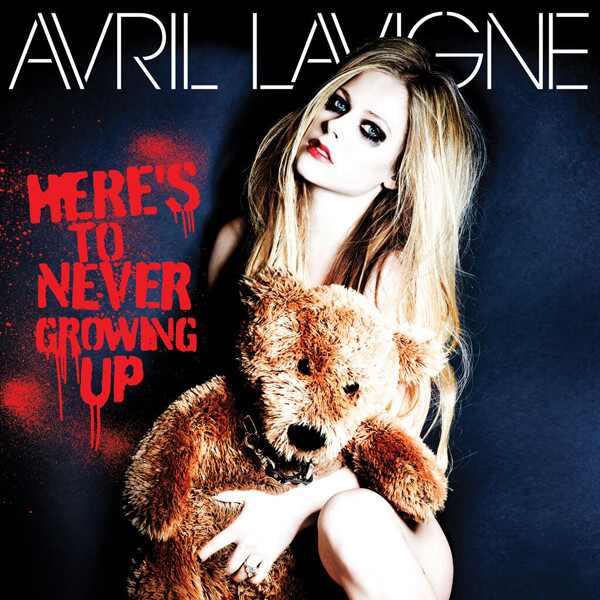 Avril Lavigne, Single Cover