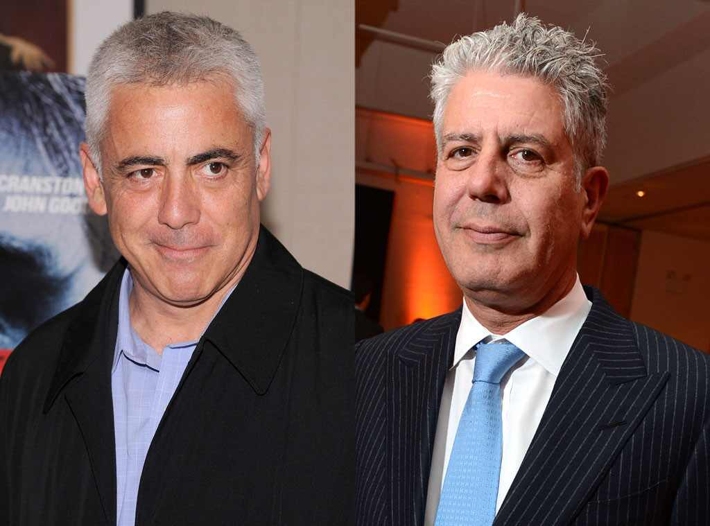 Adam Arkin, Anthony Bourdain