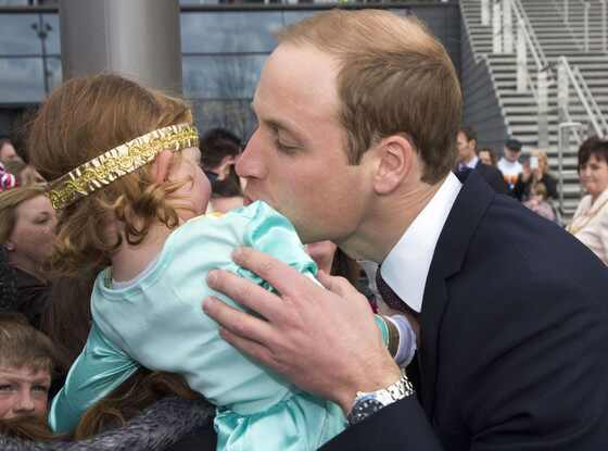 Prince William, Girl