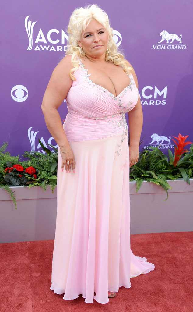 beth chapman from worst dressed at the 2013 acm awards e