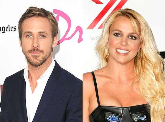Ryan Gosling, Britney Spears