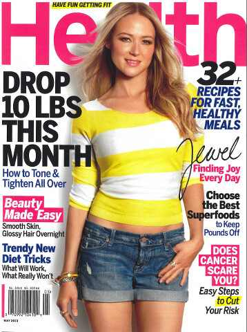 Jewel Health Mag