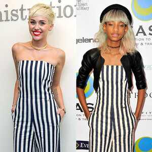 Miley Cyrus, Willow Smith