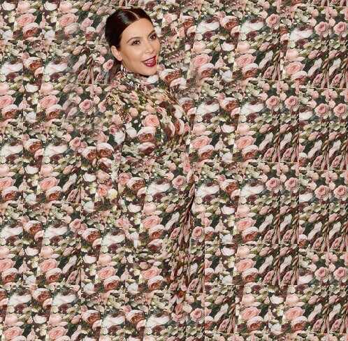 kim kardashian, vestido