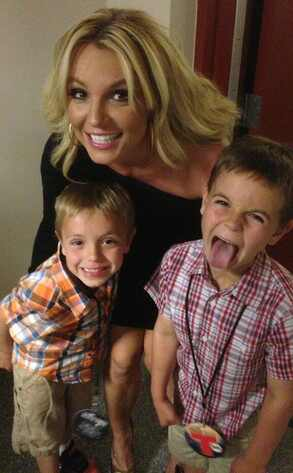Britney Spears, Mother