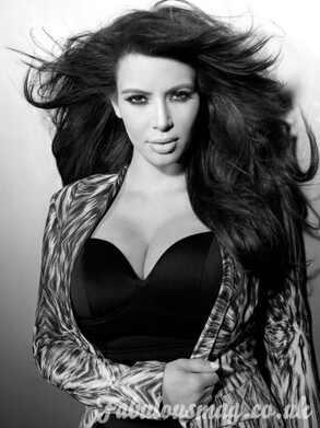 Kim Kardashian, Kourtney Kardashian, Khloe Kardashian, Fabulous, mag, cover, revista