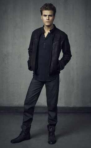 The Vampire Diaries, Paul Wesley