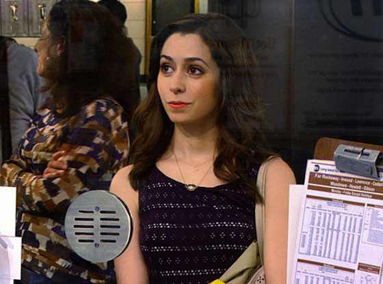 Cristin Milioti, HOW I MET YOUR MOTHER