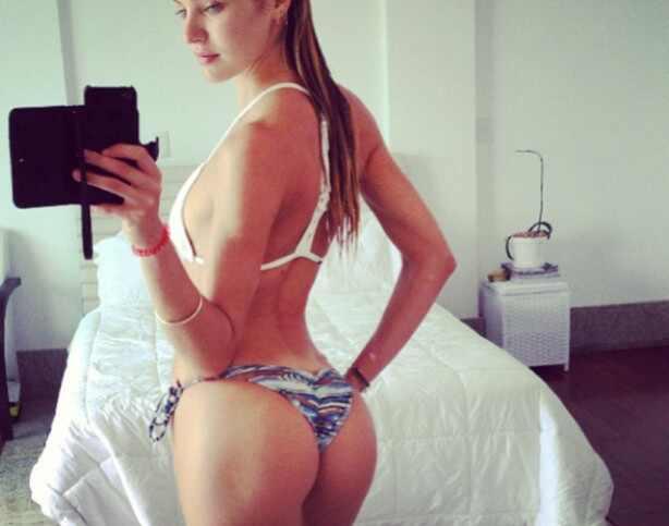 As fotos mais sexy postadas pelos famosos