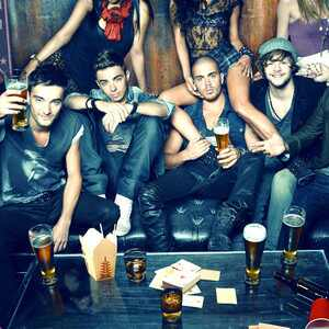 The Wanted, Tom Parker, Nathan Sykes, Max George, Jay McGuiness, Siva Kaneswaran