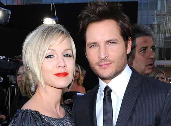 Peter Facinelli, Jennie Garth