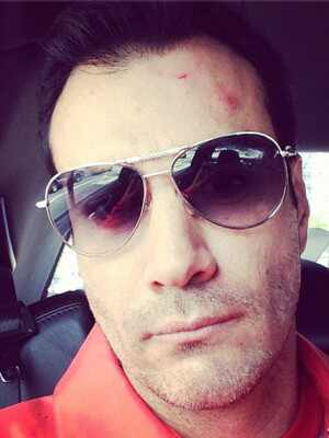 David Zepeda, Instagram
