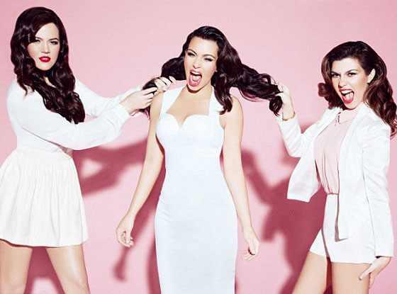Kardashian Kollection, Kim Kardashian, Kourtney Kardashian, Khloe Kardashian Odom