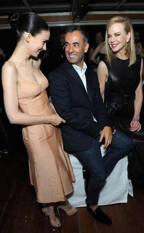 Rooney Mara, Francisco Costa, Nicole Kidman