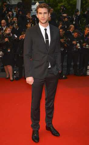 Liam Hemsworth, Cannes
