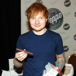 Ed Sheeran, Billboard Music Awards gifting lounge presented by Kari Feinstein