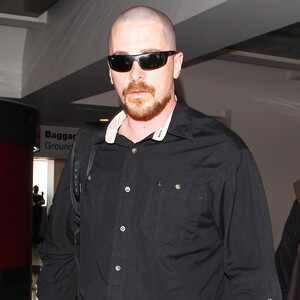 Christian Bale é o mais novo careca de Hollywood