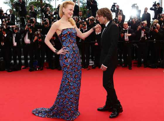 Nicole Kidman, Keith Urban, Cannes