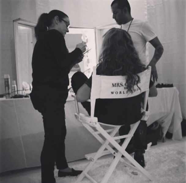 Beyoncé, Instagram