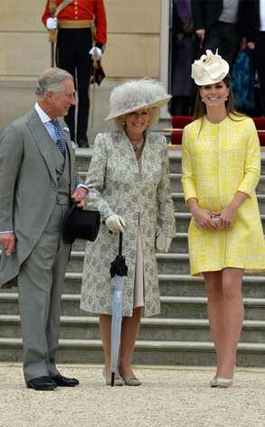 Prince Charles, Prince of Wales, Camilla, Duchess of Cornwall, Kate Middleton, Duchess Catherine