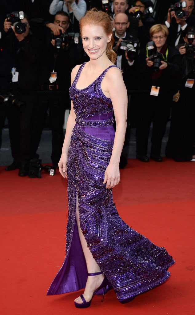 Jessica Chastain, Cannes