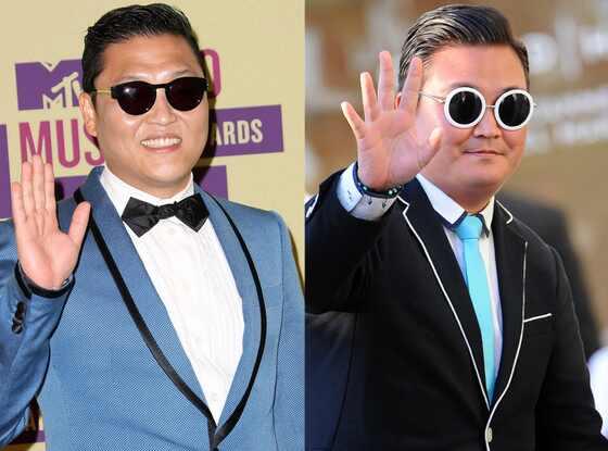 Psy, Fake Psy