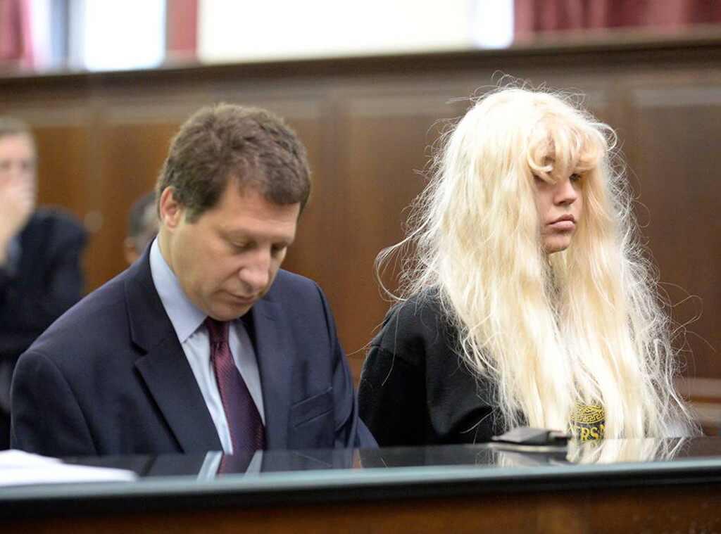 Amanda Bynes, Court