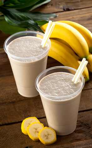 Banana Smoothie, Hangover Food