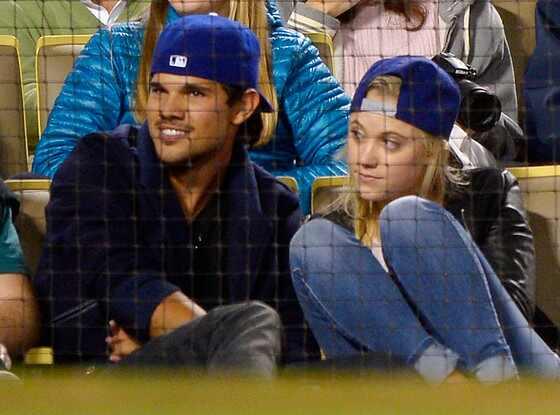 Taylor Lautner, Maika Monroe