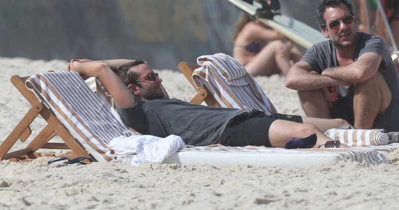 Bradley Cooper, Justin Bartha