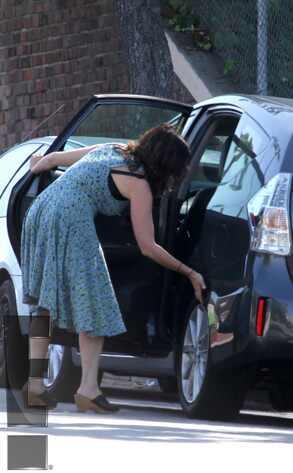 Kristen Stewart, Car Accident
