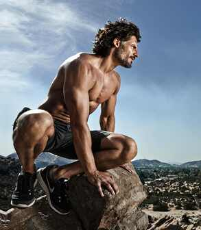 Joe Manganiello, Men