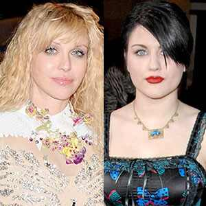 Courtney Love, Frances Bean Cobain