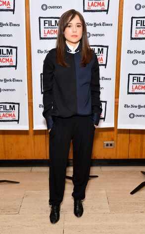 Ellen Page sai do armário e revela ser lésbica