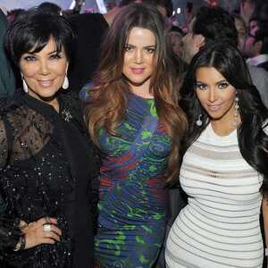 Kim Kardashian, Kris Jenner, Khloe Kardashian Odom