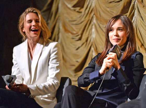 Ellen Page, Brit Marling