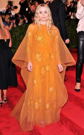 Ashley Olsen, MET Gala