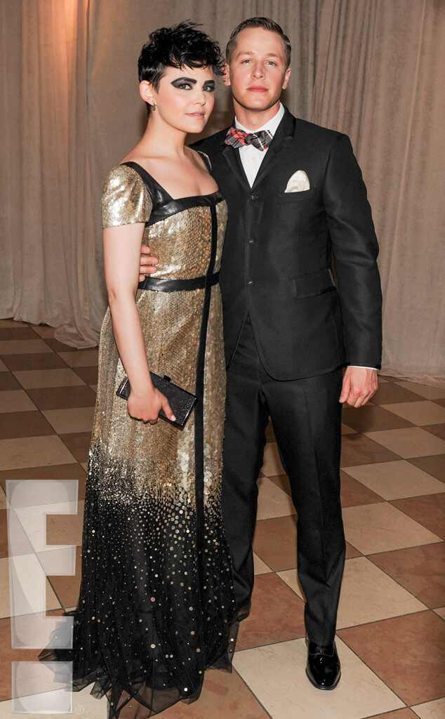 Ginnifer Goodwin, Josh Dallas, MET Gala