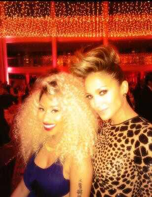 Nicki Minaj, Jennifer Lopez