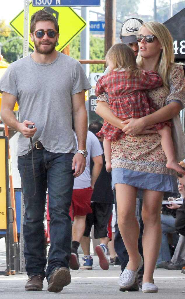 Jake Gyllenhaal, Busy Philipps