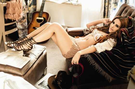 Wanessa Camargo, Playboy