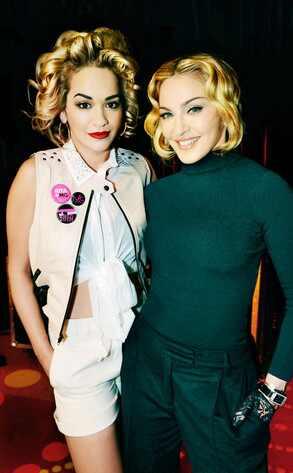 Rita Ora, Madonna