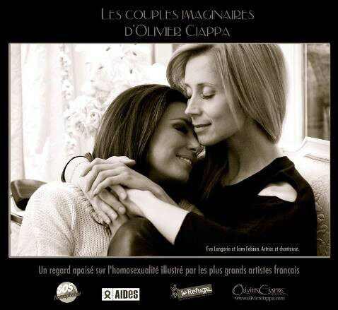 Eva Longoria, Les Couples Imaginaires