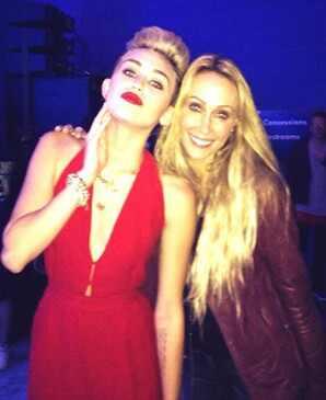Miley Cyrus, Tish