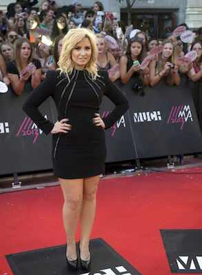 Demi Lovato, Avril Lavigne, Taylor Swift, MMVA