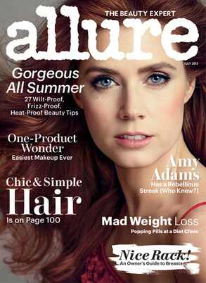Amy Adams, Allure Magazine