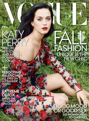 Katy Perry, Vogue